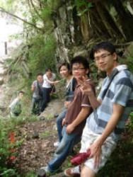 拉拉山密境--幽靈瀑布主照片