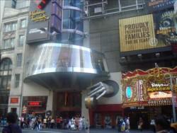 紐約-杜莎夫人蠟像館主照片