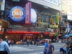 紐約-時代廣場主照片
